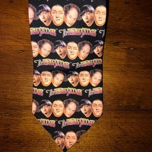 The Three Stooges Neck Tie